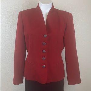 Dana Buchman Petites Jacket Blazer Size 8 …